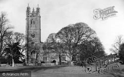 Thornbury, St Mary's Church c.1950