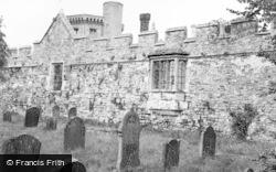 Thornbury, The Castle c.1950