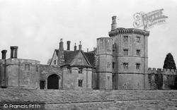 Thornbury, The Castle c.1955