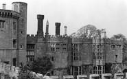 Thornbury, the Castle c1955