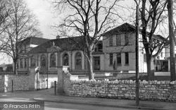 Thornbury, The Grammar School c.1950