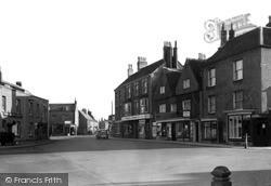 Thornbury, The Plain c.1950