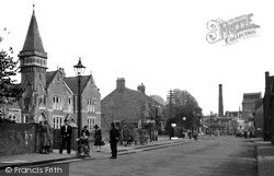 Thorne, Fieldside c.1955