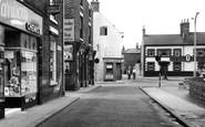 Thorne, Finkle Street c1960