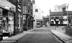 Thorne, Finkle Street c.1960