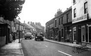 Thorne, King Street c1955