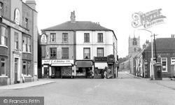 Thorne, Market Place c.1955