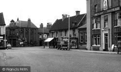 Thorne, Market Place c.1960
