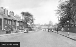 Thorne, South Parade c.1955
