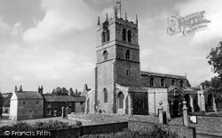Thorne, St Nicholas Church c.1960