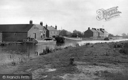 Thorne, The Canal c.1955