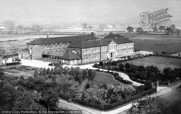 Thorne, the Grammar School c1955