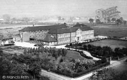 Thorne, The Grammar School c.1955