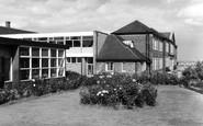 Thorne, the Grammar School c1960