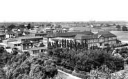 Thorne, the Grammar School c1965