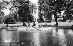 Thorne, The Memorial Park c.1965