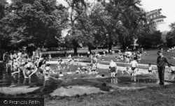 Thorne, The Park c.1965