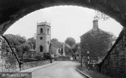 St Peter's Church c.1960, Thorner