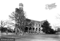 Abbey 1890, Thorney