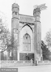 Abbey c.1955, Thorney