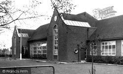 Duke Of Bedford School c.1955, Thorney