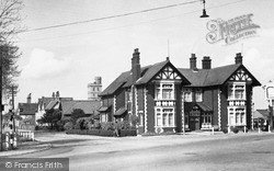 Thorney, The Rose And Crown Hotel c.1955