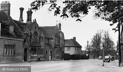 The Village Green c.1955, Thorney