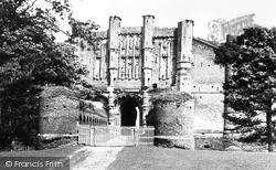 Thornton Abbey, 1893