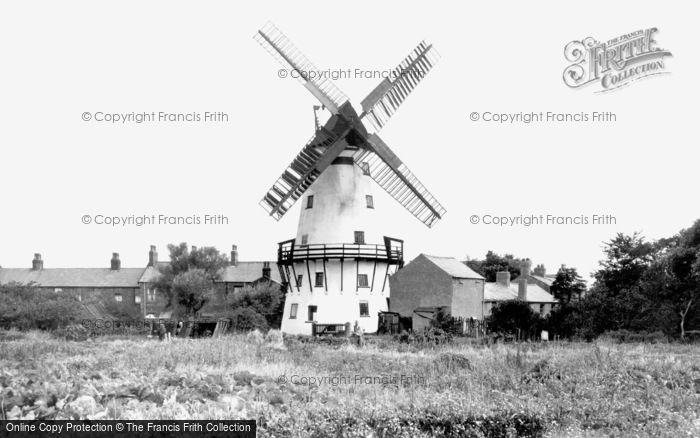 Thornton Cleveleys,Marsh Mill c1955,Lancashire