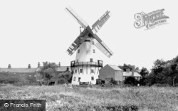 Thornton Cleveleys, Marsh Mill c.1955, Thornton