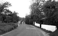 Thornton Cleveleys, Meadows Avenue c1960