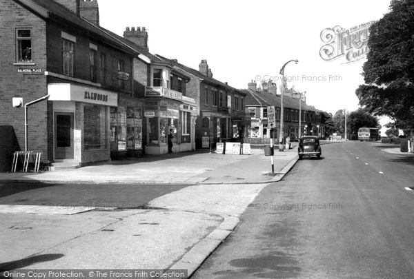 Thornton Cleveleys Victoria Road East C 1960 Francis Frith