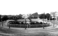 Thornton Heath, the Pond 1894