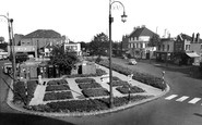 Thornton Heath, the Pond c1958