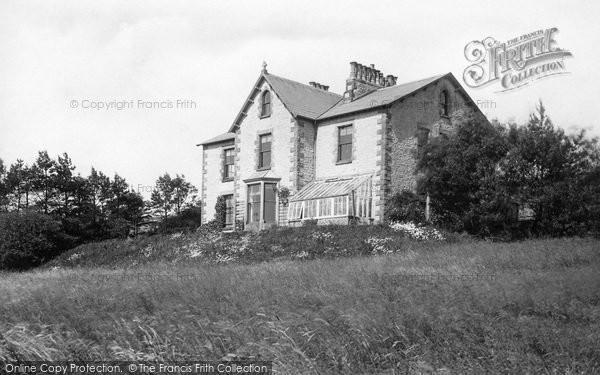 Photo of Thornton In Lonsdale, The Vicarage 1896