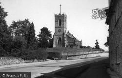 Thornton- Le- Dale, All Saints Church c.1955