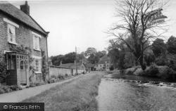 Thornton-Le-Dale, Beck Isle c.1955, Thornton Dale