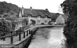 Thornton-Le-Dale, Beck Isle Cottage 1958, Thornton Dale