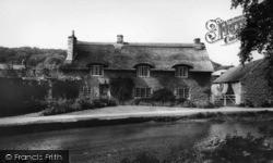 Thornton-Le-Dale, Beck Isle Cottage c.1965, Thornton Dale