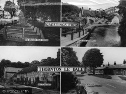 Thornton-Le-Dale, Composite c.1960, Thornton Dale