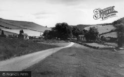 Thornton-Le-Dale, Ellerburn Valley c.1965, Thornton Dale
