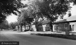 Thornton-Le-Dale, Main Street c.1955, Thornton Dale