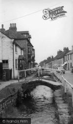 Thornton-Le-Dale, Maltongate c.1955, Thornton Dale