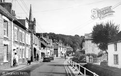 Thornton-Le-Dale, Maltongate c.1965, Thornton Dale