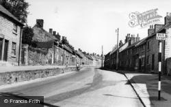 Thornton-Le-Dale, Scarborough Road c.1955