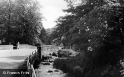 Thornton-Le-Dale, The Bridge c.1950
