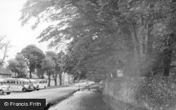 Thornton-Le-Dale, The Car Park c.1950, Thornton Dale