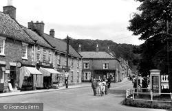Thornton-Le-Dale, Town Centre c.1950, Thornton Dale