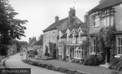Thornton-Le-Dale, Whitby Gate c.1955