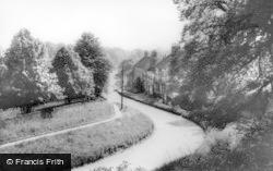 Thornton-Le-Dale, Whitby Gate c.1965